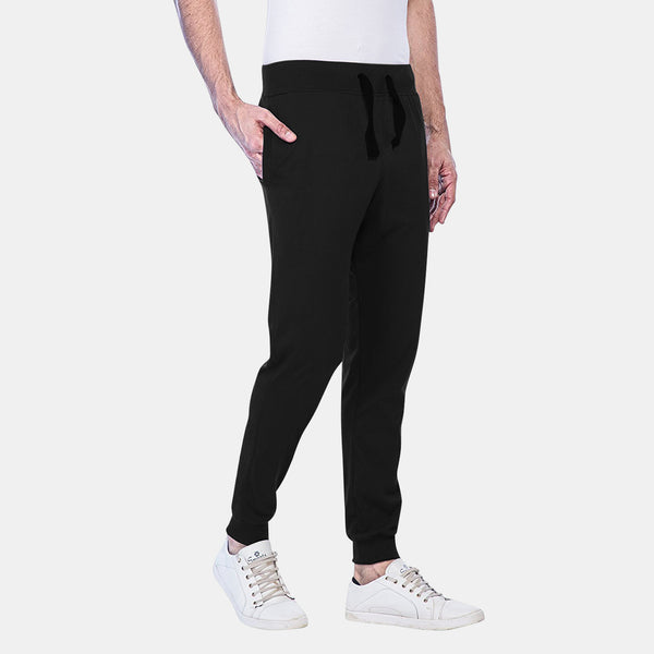 Dabs Men's Performance Trousers- Black - dabs-fitness