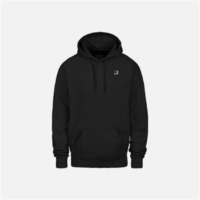 Dabs Mens Pullover- Black - dabs-fitness