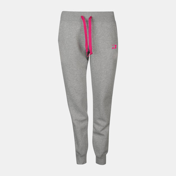 Dabs Ladies Performance Trouser- Heather Grey - DABS® Fitness Wear