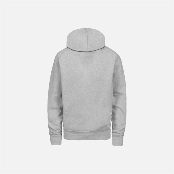 Dabs Mens Pullover Hood- Heather Grey - dabs-fitness