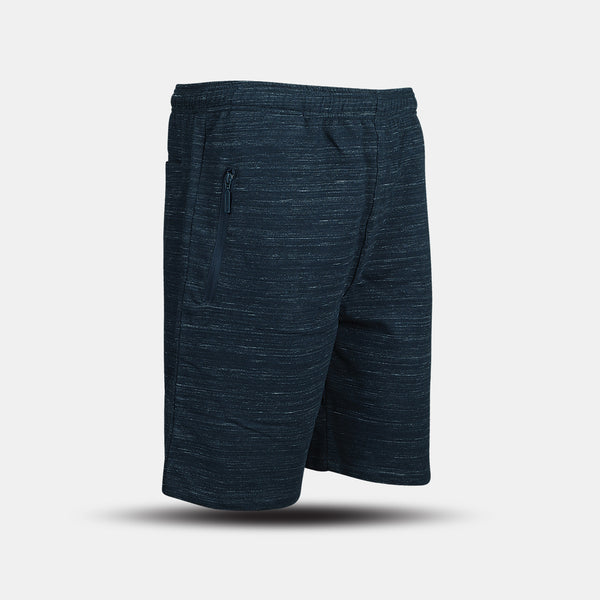Dabs Men's Marl Shorts- Dark Blue Marl - DABS® Fitness Wear