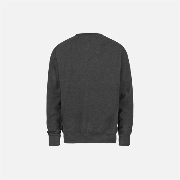 Dabs Mens Essential Sweatshirt-Charcoal