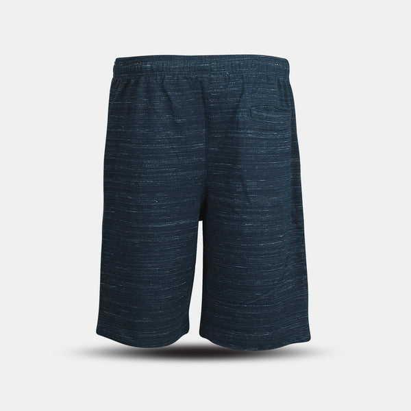 Dabs Men's Marl Shorts- Dark Blue Marl - dabs-fitness