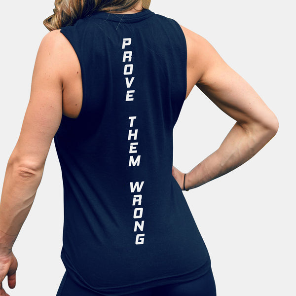 Dabs Ladies Muscle Tank - DABS® Fitness Wear
