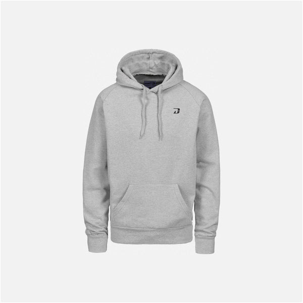 Dabs Mens Pullover Hood- Heather Grey