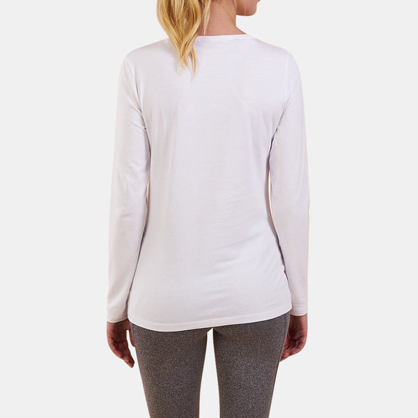 Dabs Ladies Crew Long Sleeve Shirt - DABS® Fitness Wear