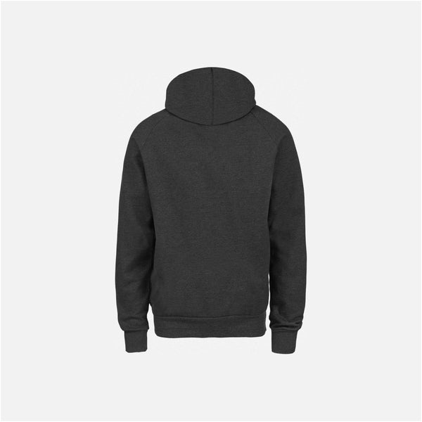 Dabs Mens Pullover Hood- Charcoal - dabs-fitness