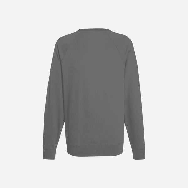Dabs Ladies Essential Sweatshirt-Charcoal