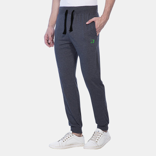 Dabs Men's Performance Trousers- Charcoal - dabs-fitness