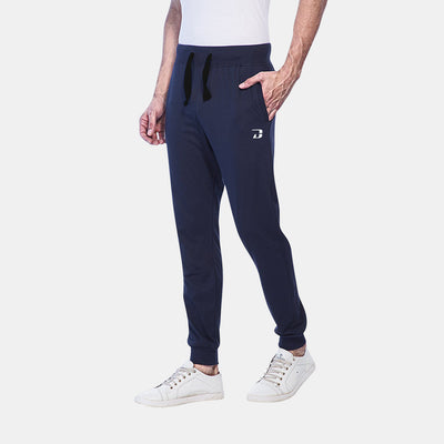 Dabs Men's Performance Trousers- Navy - dabs-fitness