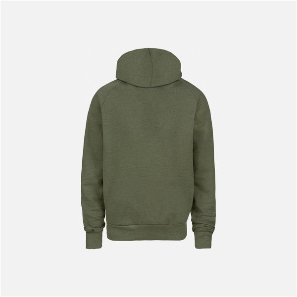 Dabs Mens Pullover Hood- Army Green