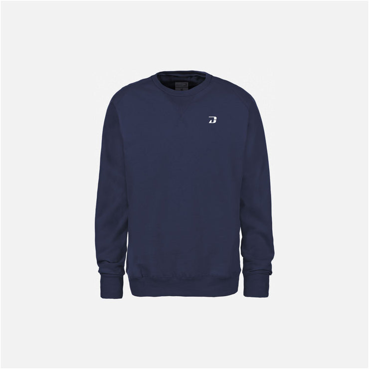 Dabs Mens Essential Sweatshirt-Navy - dabs-fitness