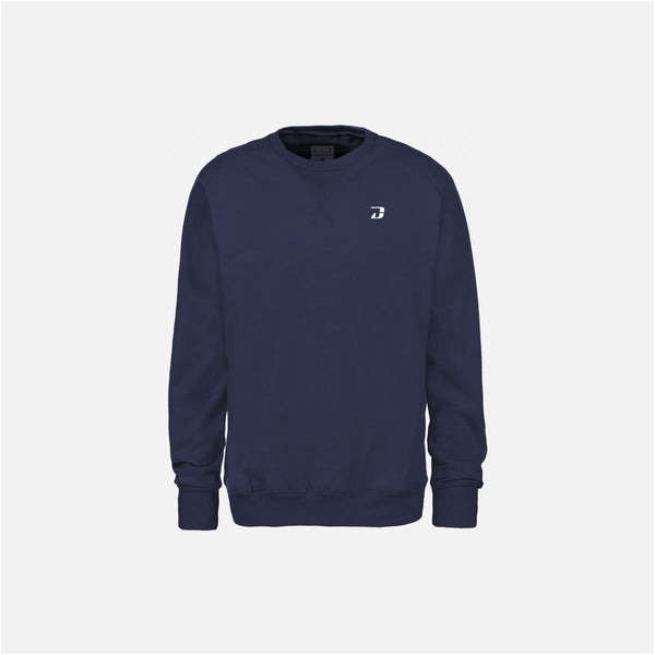 Dabs Mens Essential Sweatshirt-Navy - DABS® Fitness Wear