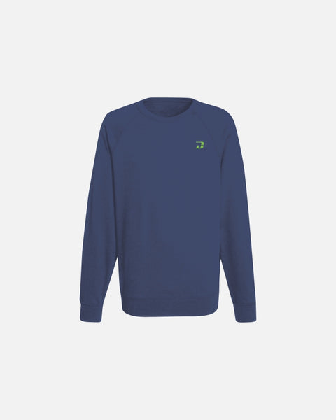 Dabs Ladies Essential Sweatshirt-Navy