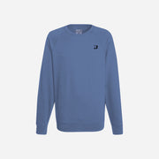 Dabs Ladies Essential Sweatshirt-Blue Marl - dabs-fitness