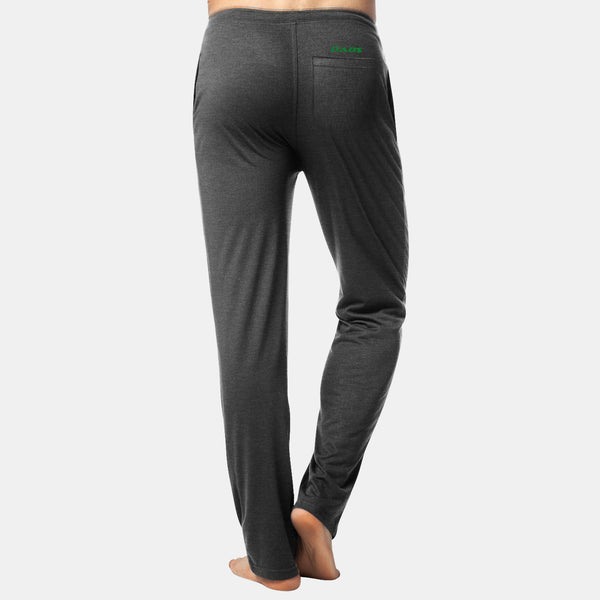 Dabs Men's Lounge Trouser-Charcoal - DABS® Fitness Wear