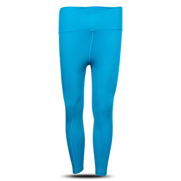 Dabs Ladies Yoga Pants- Sunset Blue - DABS® Fitness Wear