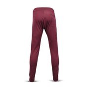 Men's Performance Trousers- Burgundy