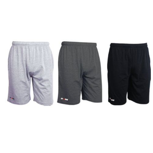 DABS MENS LOUNGE SHORTS (3 IN 1)