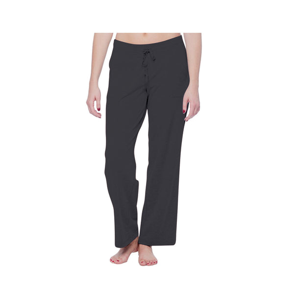 Dabs Women's Lounge Trousers- Black - dabs-fitness