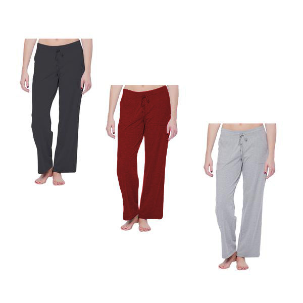 Dabs Women's Lounge Trousers- 3in1 - dabs-fitness