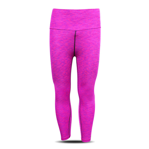Dabd Ladies Flex Tights-Mulberry - DABS® Fitness Wear