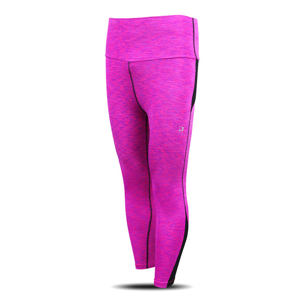 DABS LADIES FLEX TIGHTS-MULBERRY