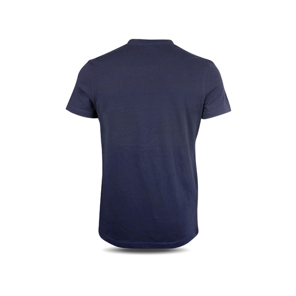 Dabs Mens Hiper-vent Shirt-Navy - DABS® Fitness Wear