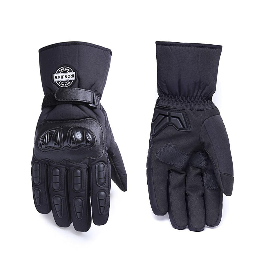 Waterproof Windproof Motorcycle Protective Gloves - Winter Warm