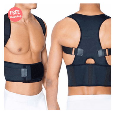 Perfect Posture - Back Pain Magnetic Belt - Absolute BLESSINGS