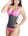 Latex Waist Cincher Waist Trainer Trimmer Long Torso With 3 Hook Rows - Absolute BLESSINGS