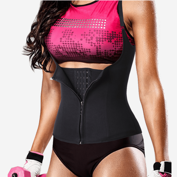 c58928c75 Thermo-Neoprene Sweat Vest Waist Trainer - Absolute BLESSINGS
