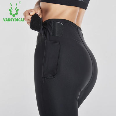 Women Sweat Body Shaper Sauna Pants