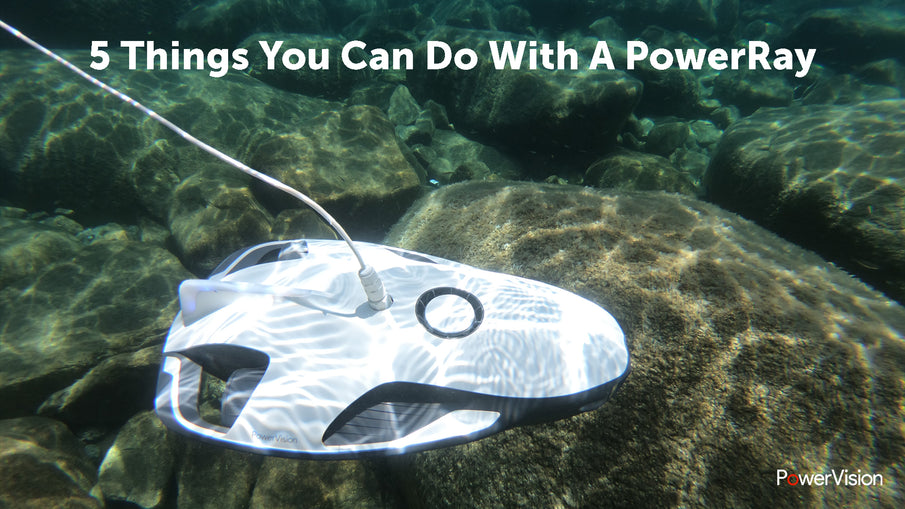 Top 5 Things To Do With A PowerRay
