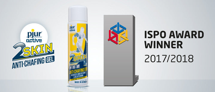 PRESS: ISPO Award for pjuractive 2skin