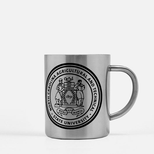 Aggie Seal Stainless Steel Mug