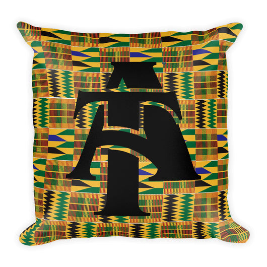 A&T Kente Pillow