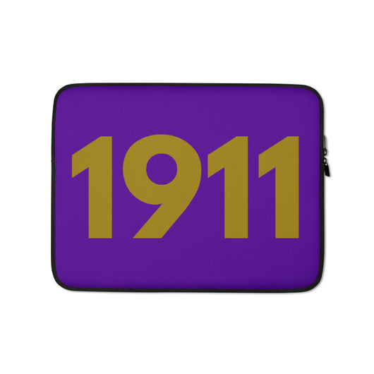 1911 Laptop Sleeve