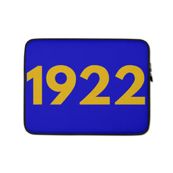 1922 Laptop Sleeve