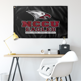 Eagle Head Flag-Black