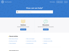 Barren-theme-for-Freshservice-portal