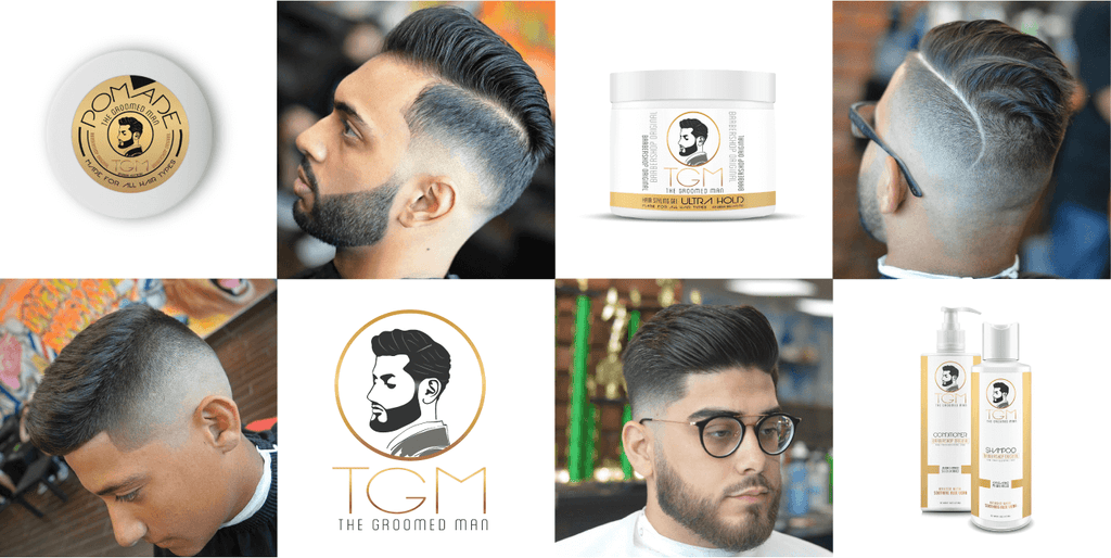 How to Achieve the Perfect Cut, Fade & Style | The Groomed Man