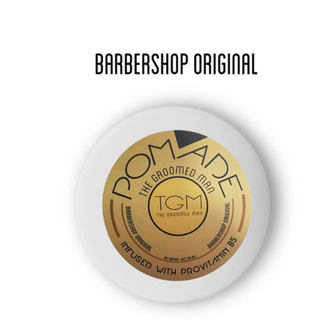 Natural Hair Pomade | Organic Pomade for Men
