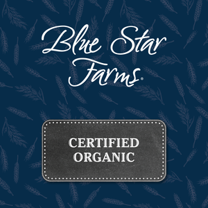 Blue Star Farms : Certified Organic