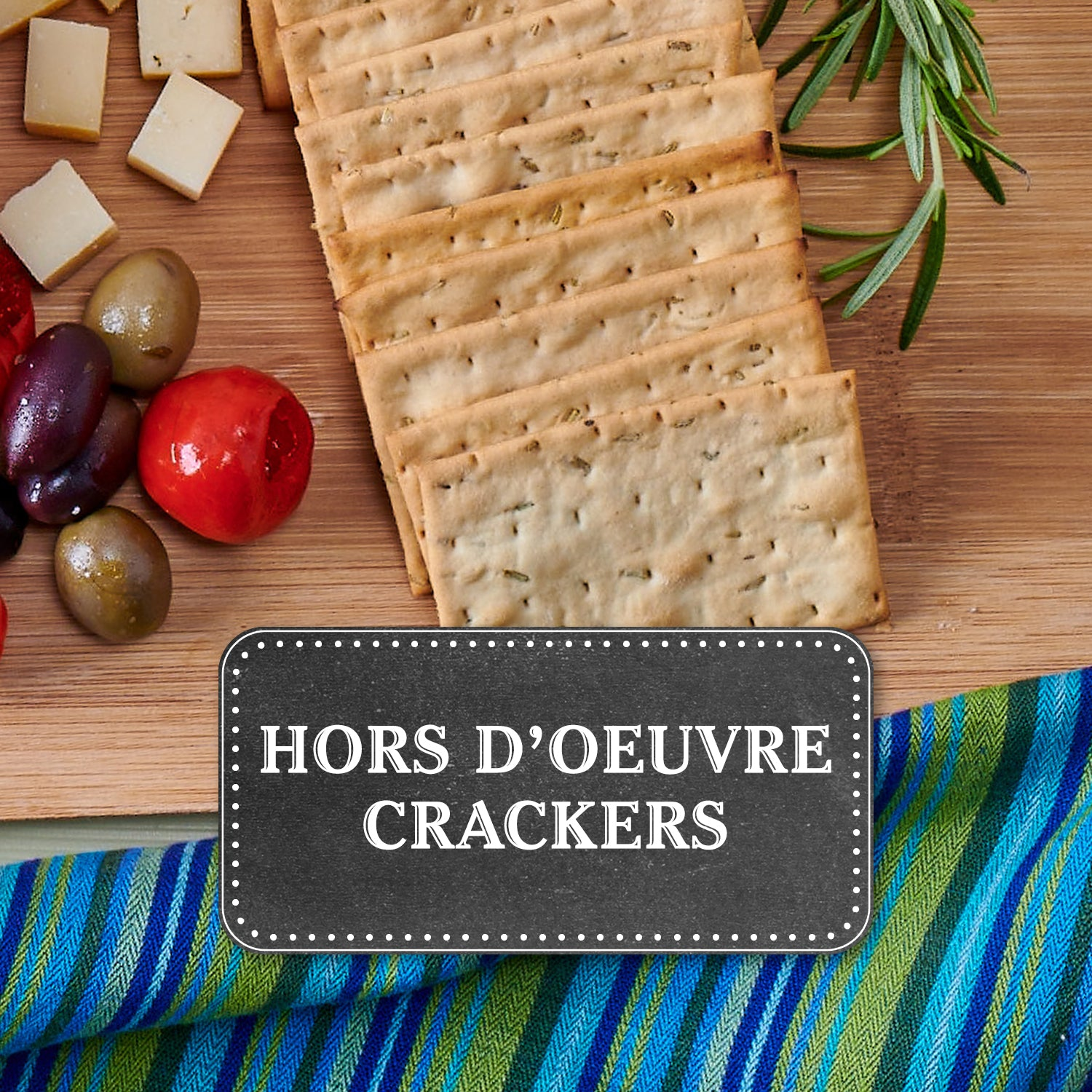 Hors d'Oeuvre Crackers