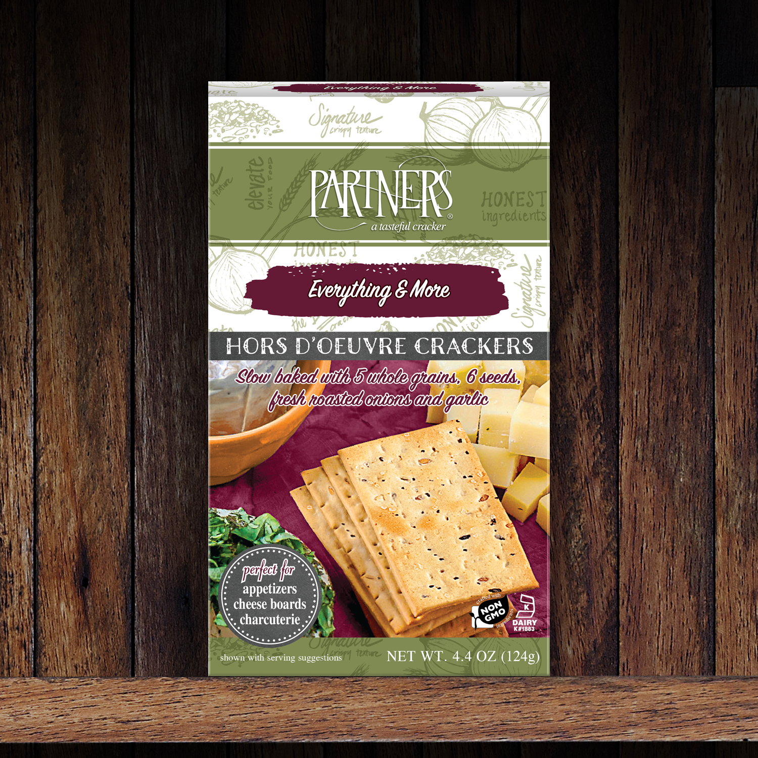 Hors d'Oeuvre Crackers : Everything & More