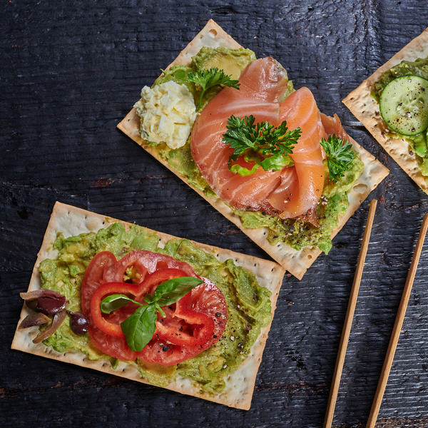 Flatbread Crackers : Everything & More