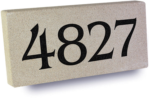 address stone