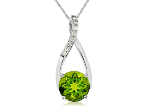 Peridot Necklaces