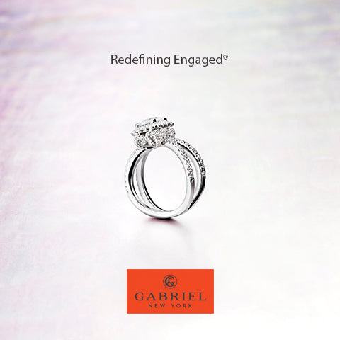 Gabriel NY Engagement Ring